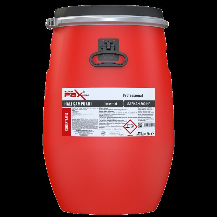 Turbopax Safkan 500HP Konsantre Halı Şampuanı